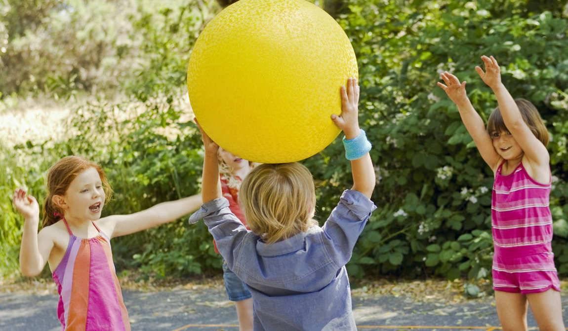 Веселые игры и конкурсы для малышей