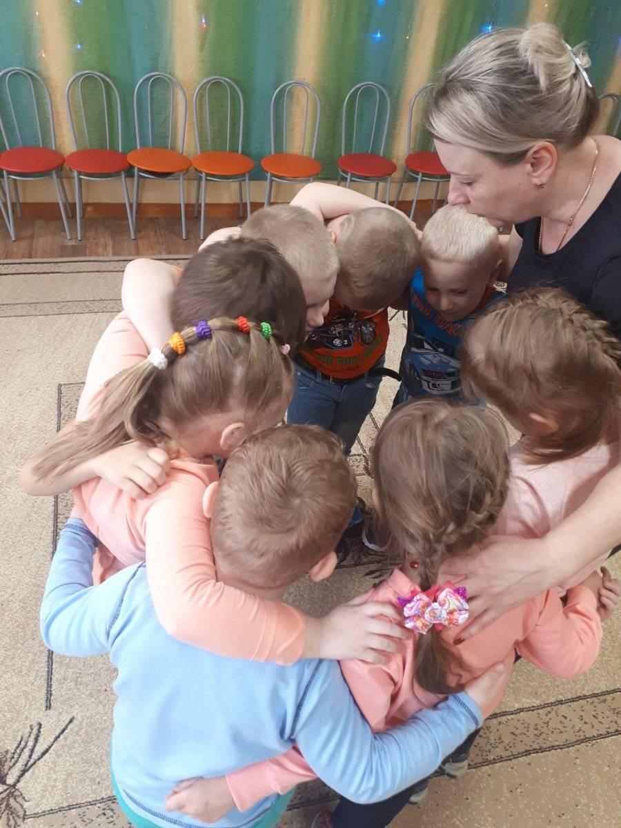 Игры на знакомство для детей и не только