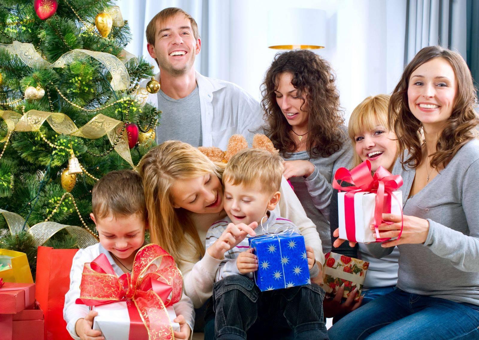 Веселые и увлекательные игры на Новый год