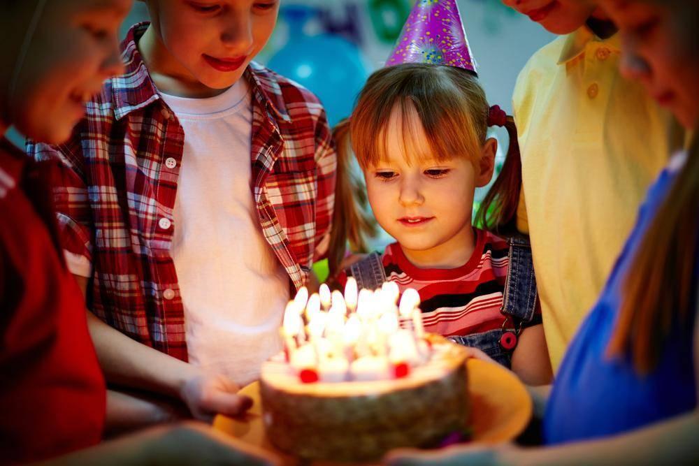 Как наполнить мир детства волшебством, или Где отметить день рождения ребёнка?
