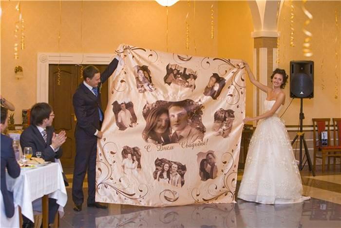 Поздравление на свадьбу от друзей: оригинальные идеи