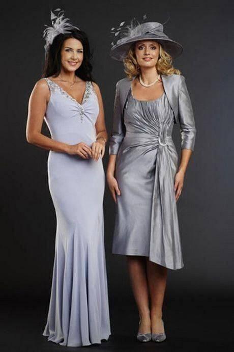 Платье для мамы невесты — элегантный образ