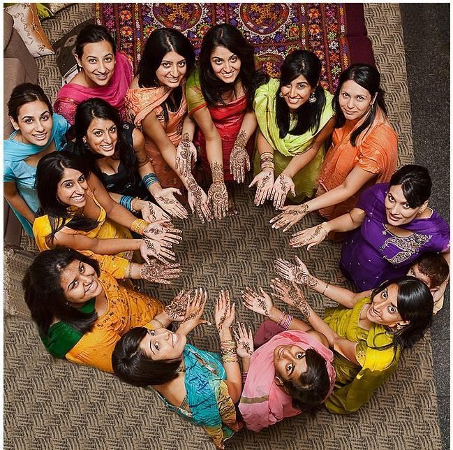 """Сценарий индийской вечеринки 8 марта для женской компании """"Индийская МалоДрама"""""""
