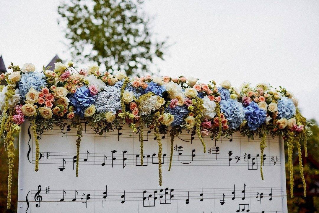 """Музыкальная свадебная сказка-экспромт """"И пусть играет Мендельсон"""""""