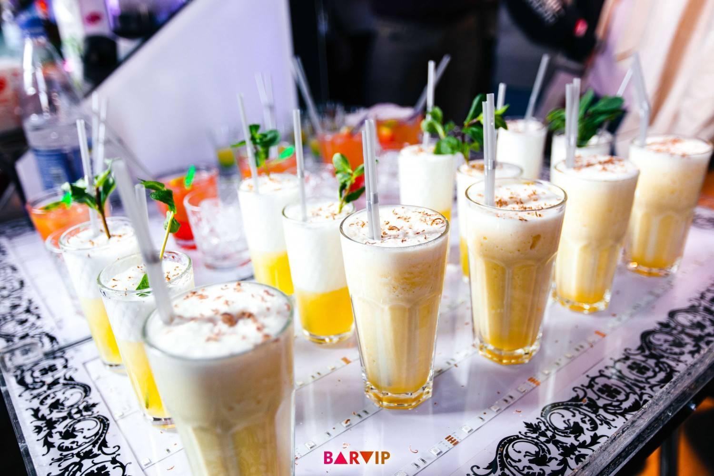 Выездной бар как свежий акцент любого праздника