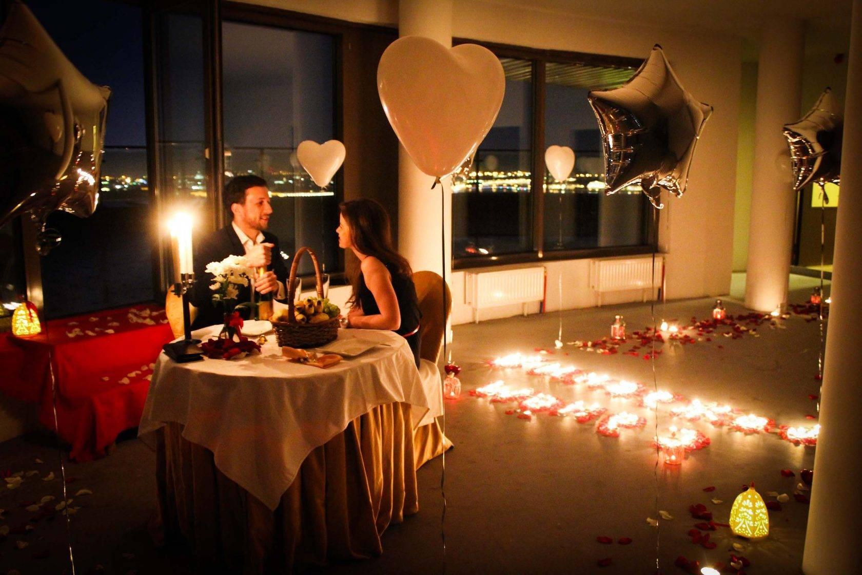 Романтический сюрприз для любимого: свидания и подарки