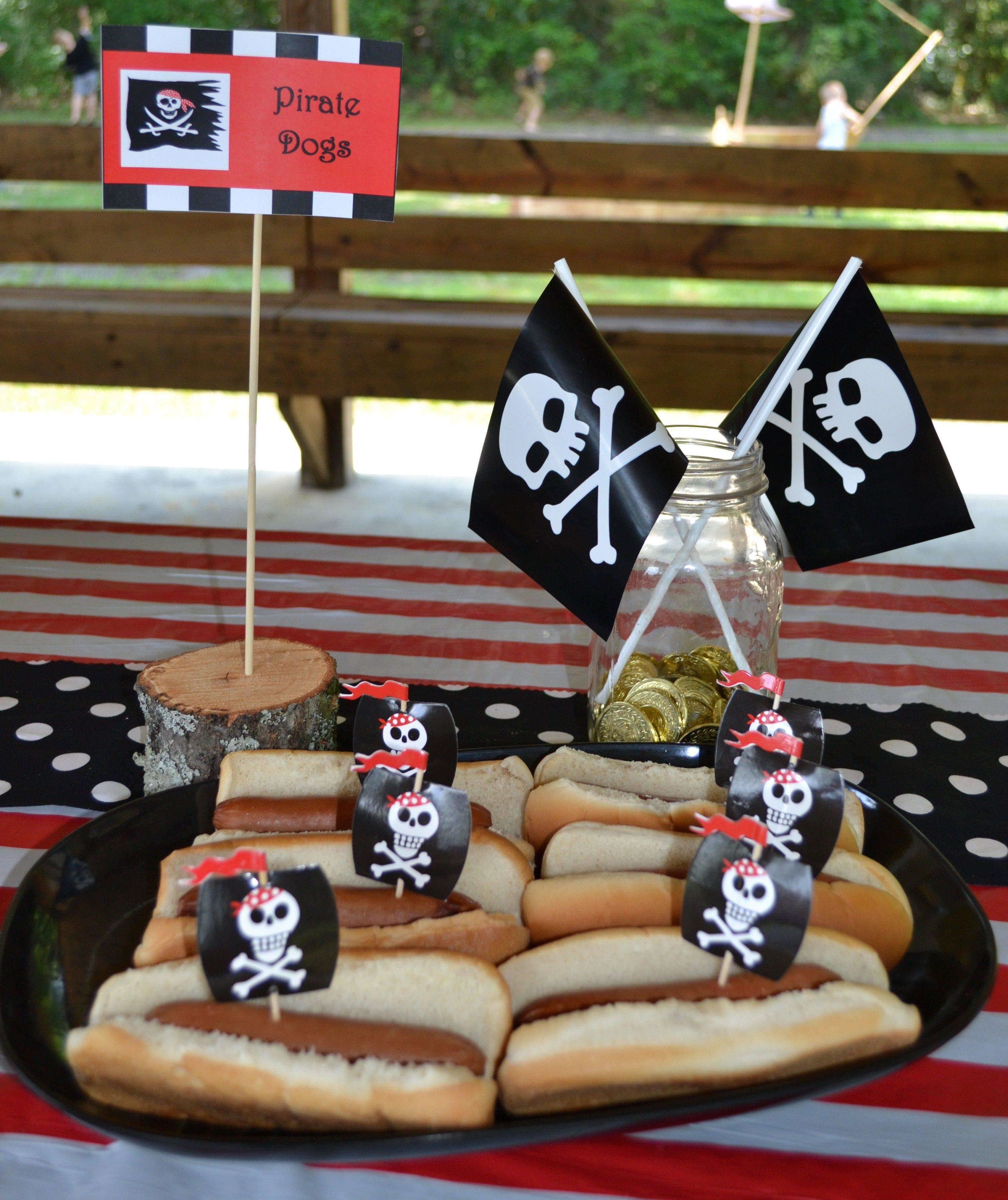 Пошалим? Как устроить пиратскую вечеринку для детей