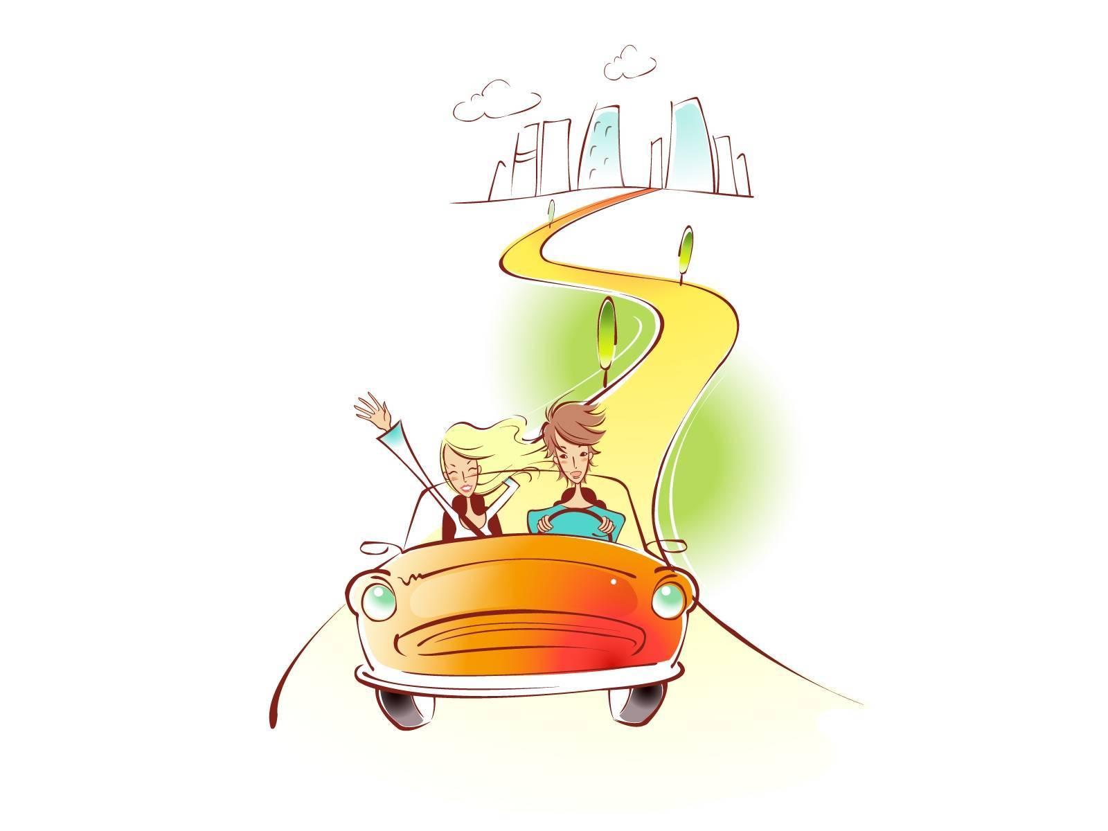Веселые и музыкальные игры и конкурсы для автомобилистов