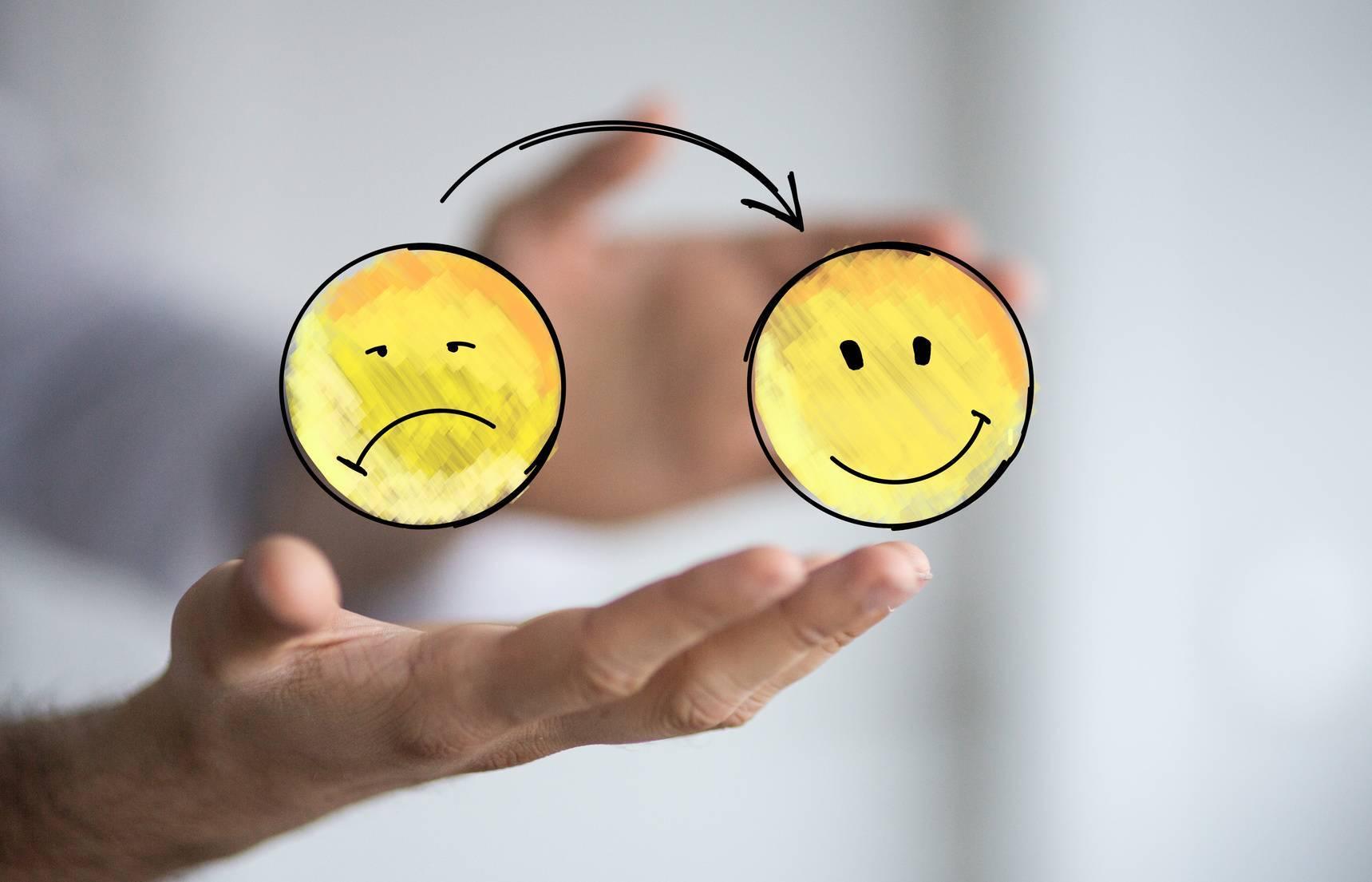 Как зарядиться позитивом?
