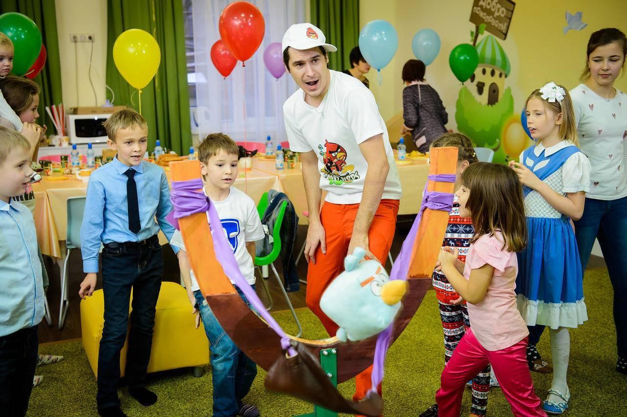 Десять интересных конкурсов для детского дня рождения