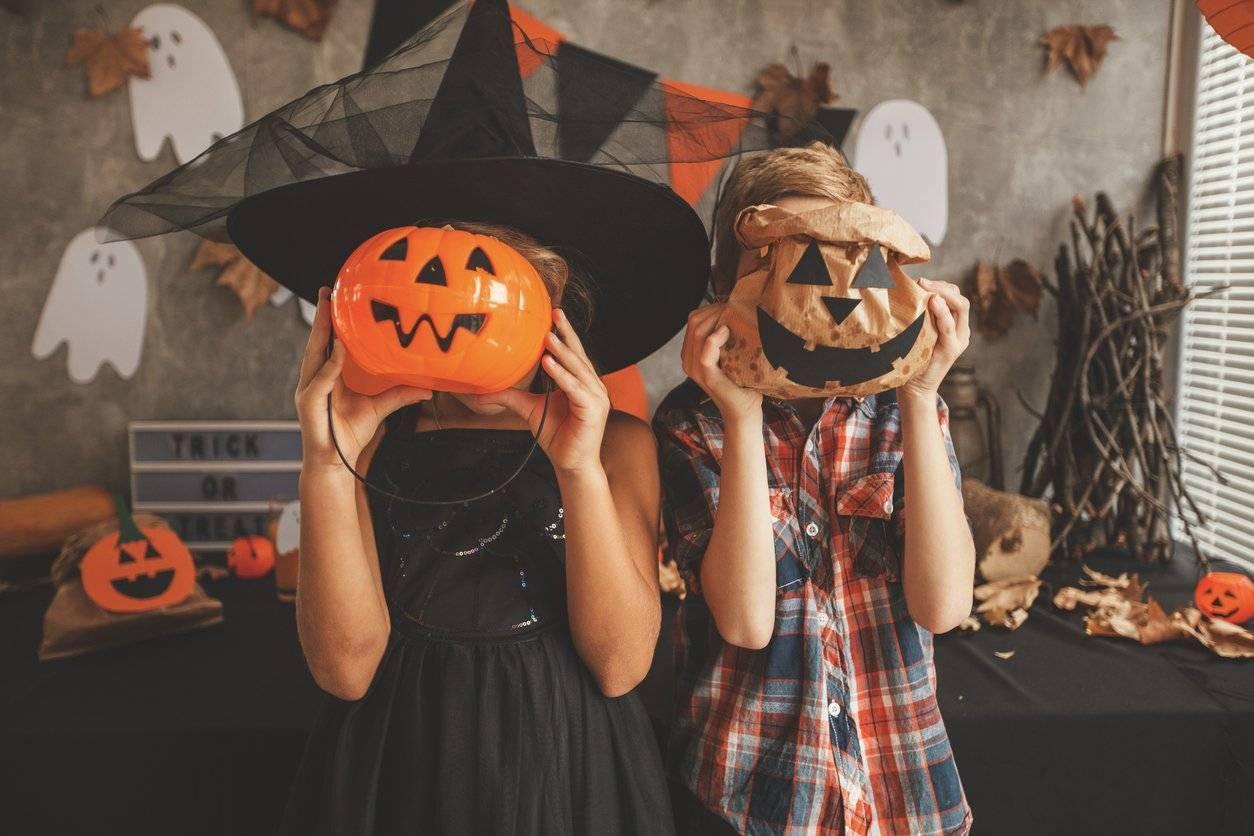 """Как устроить стилизованную вечеринку на Хэллоуин """"Ночь страха"""""""