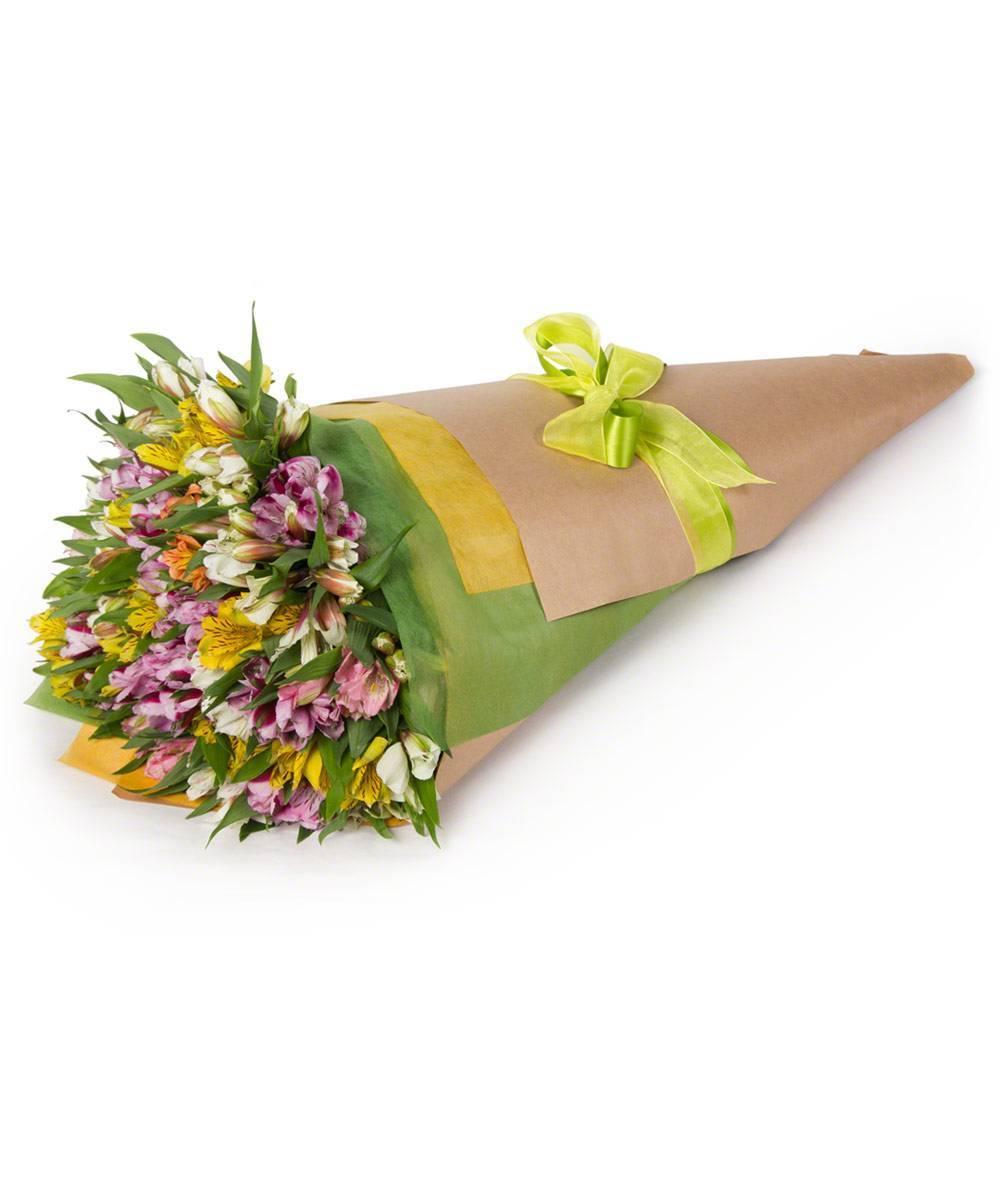 Как упаковать цветы: разнообразие материалов и способов