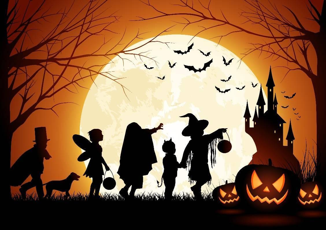 История праздника Хэллоуин 31 октября