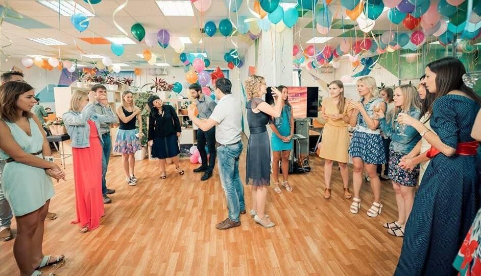 Веселые конкурсы для вечеринки