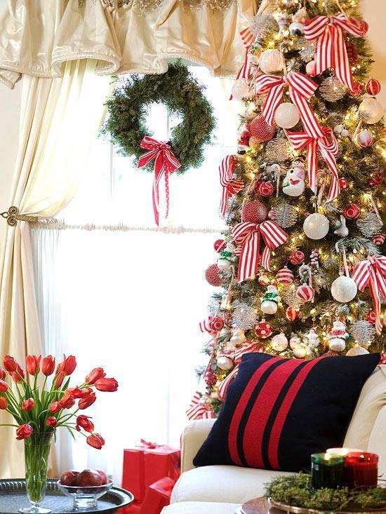 Как украсить дом к новому году Обезьяны?