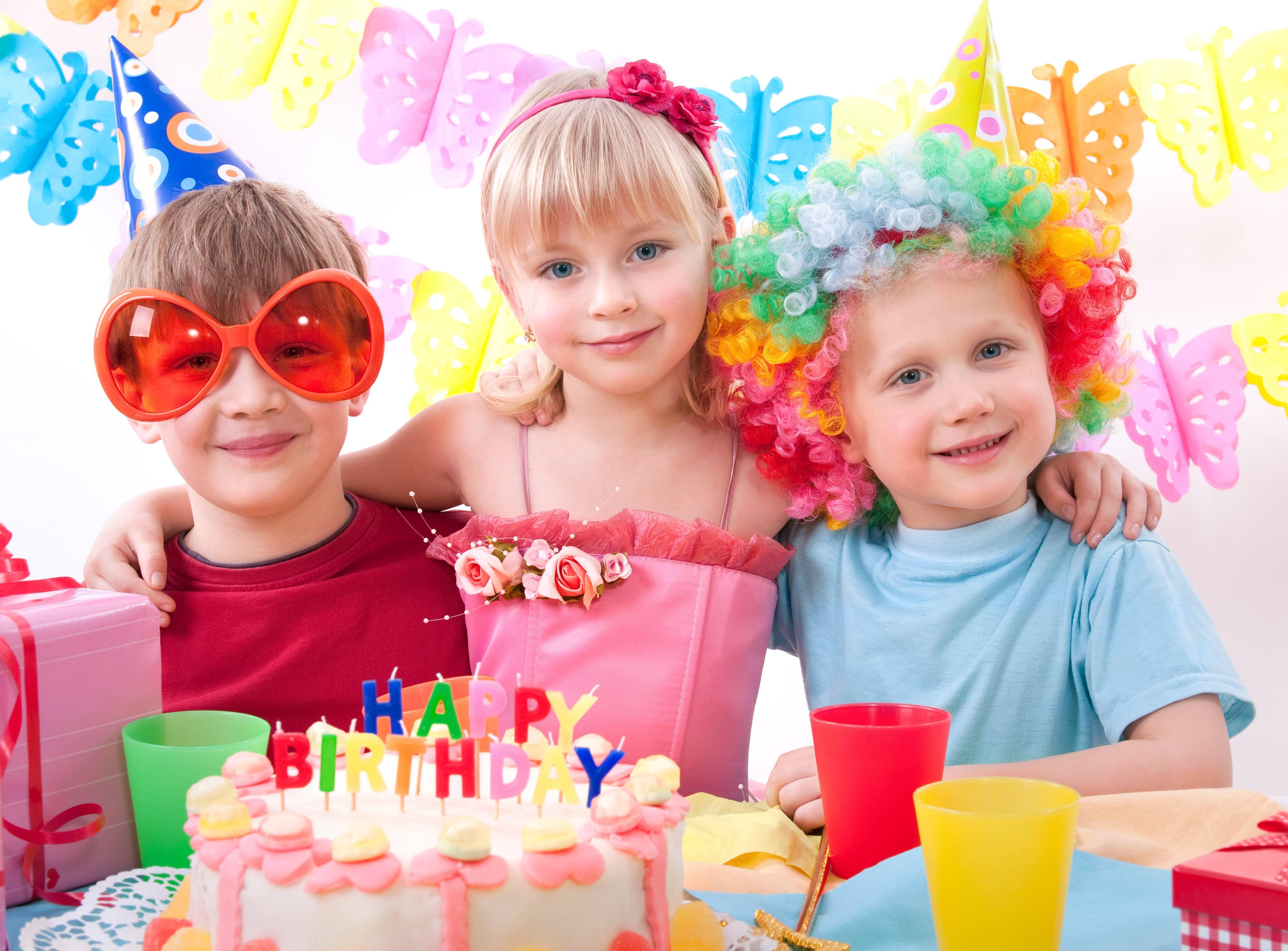 Детские праздники – весело, задорно, оригинально