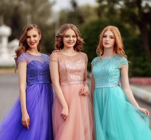 Советы по выбору платья на выпускной
