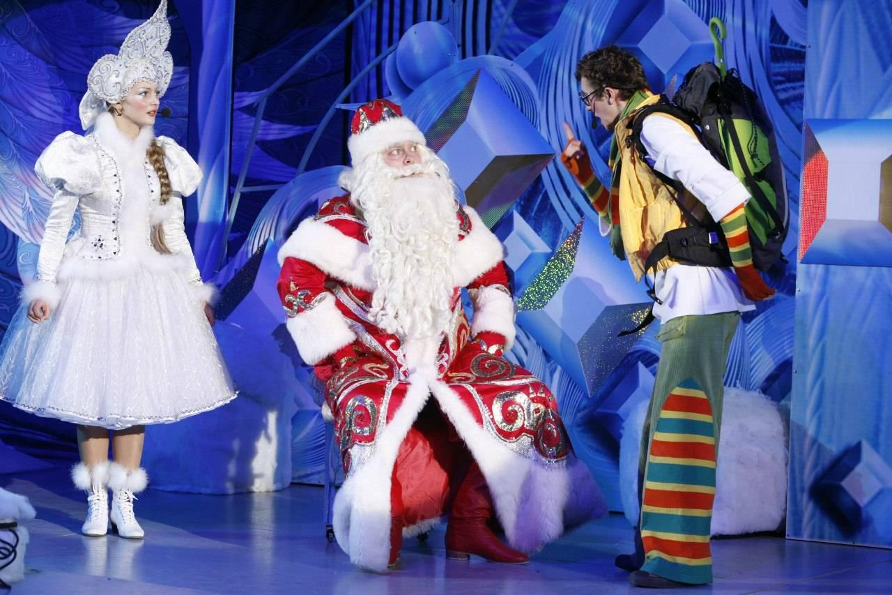 """Сценарий новогоднего представления для детей """"Волшебная Ёлка"""""""
