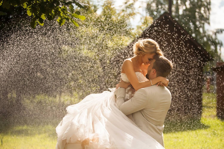 Топ-7 идей для свадебной фотосессии