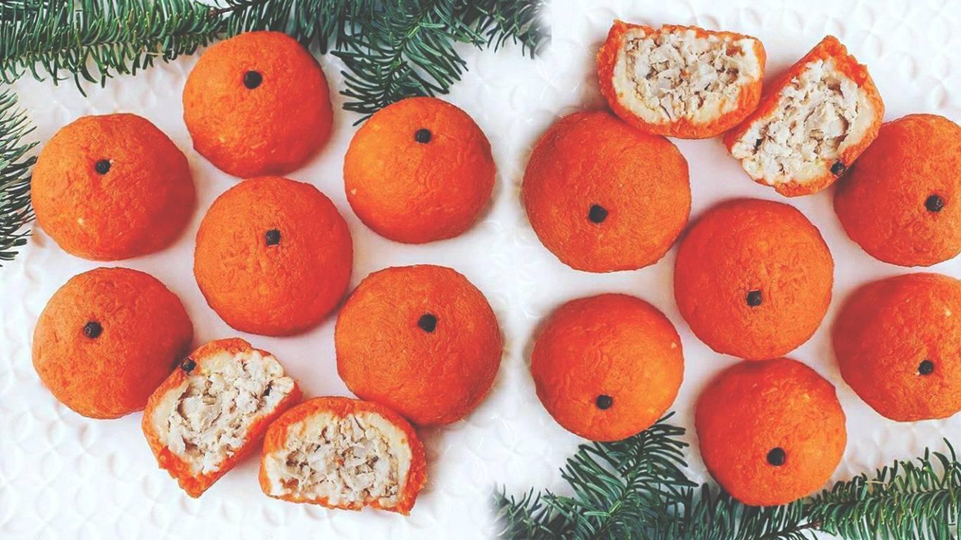 Оригинальные салаты на Новый год: вкус и польза на вашей вилке