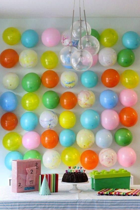 Как украсить комнату на день рождения: еще больше красок, еще больше праздника!
