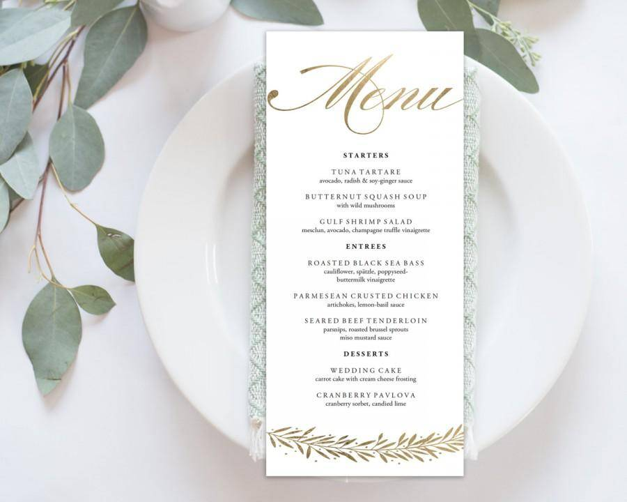 Идеальное свадебное меню: разнообразие, эстетика, неповторимый вкус!