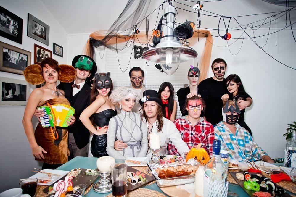 Тематические вечеринки: популярные идеи и правила организации
