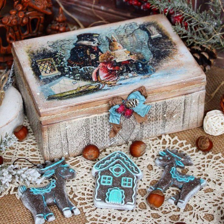 Сувениры на Новый год своими руками. Идеи и предложения
