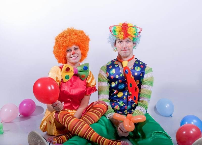 Клоун на день рождения ребенка — подарите малышу незабываемый праздник