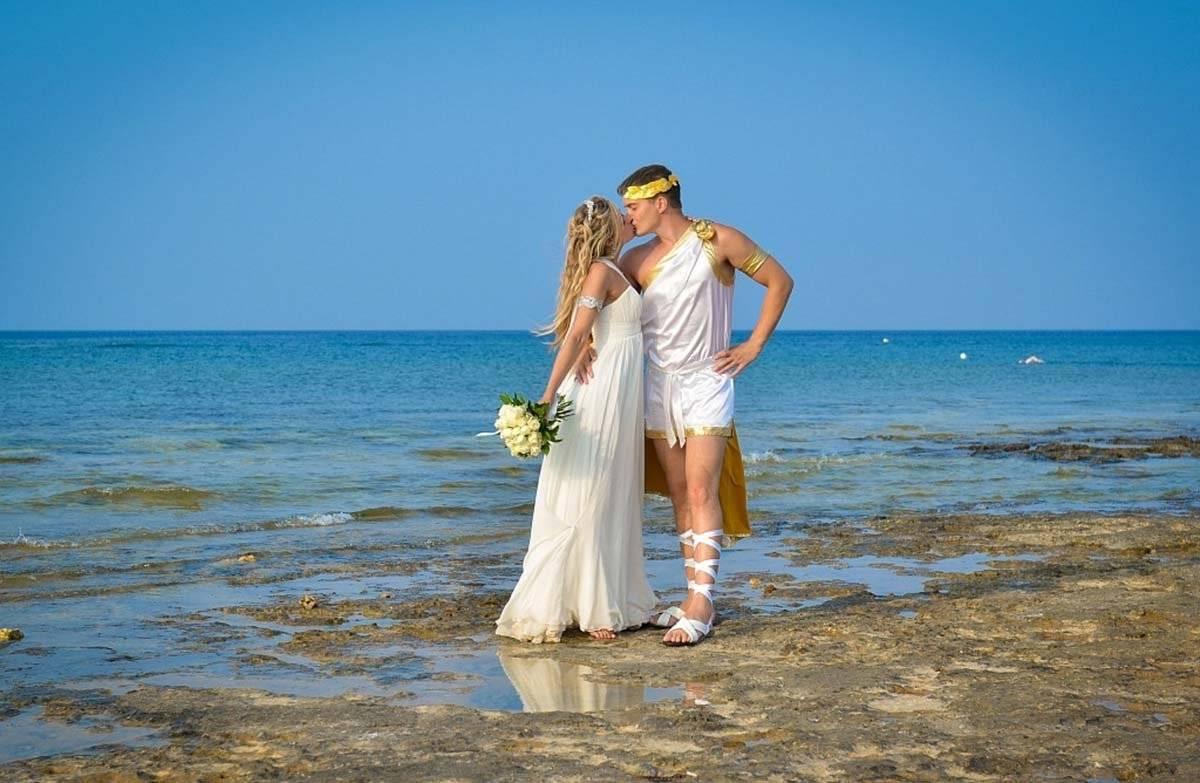 Свадьба в греческом стиле, или Праздник Богов