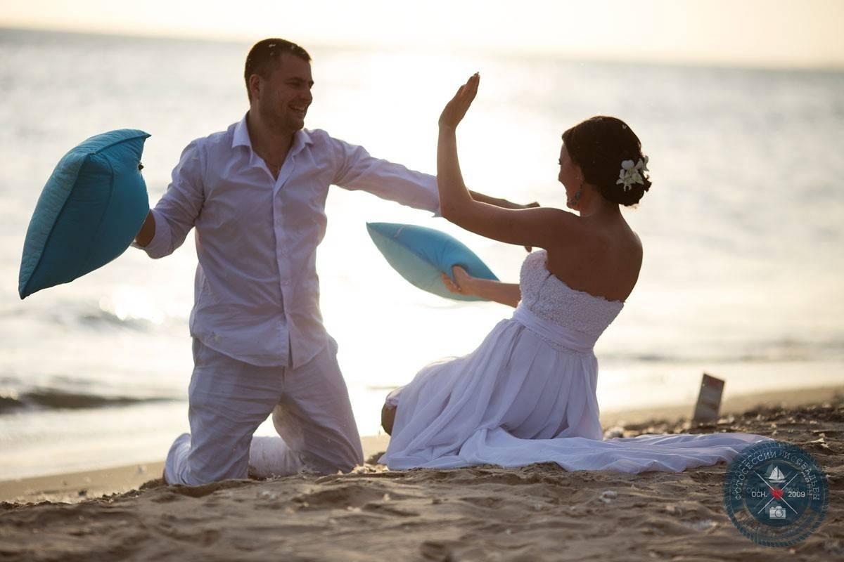 Свадебное путешествие: куда поехать за романтикой