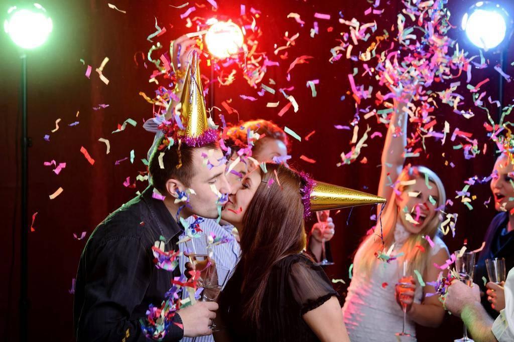 Какие развлечения на Новый год  подойдут детям, взрослым и молодежи